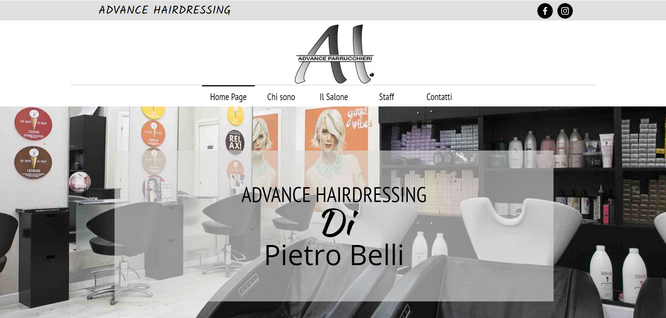 advance hairdressing